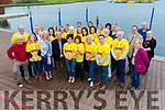 "The launch of the Pieta House ""Darkness into Light"" 5km walk/runs in Tralee, Listowel, Killarney, Kenmare, Dingle, Cahirciveen and Caherdaniel. at the wetlands on Tuesday"