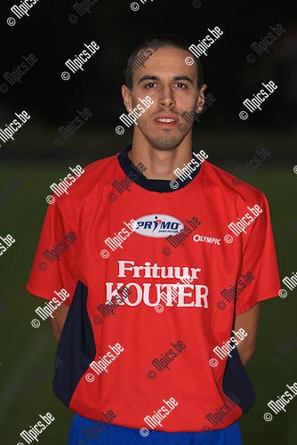 2010-08-03 / Voetbal / seizoen 2010-2011 / Rapid Leest / Sammy Abdellah..Foto: mpics