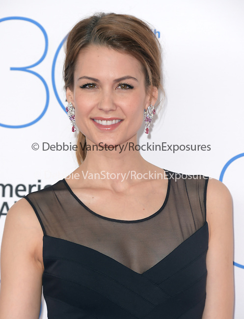 Lauriane Gilliéron<br /> <br /> <br /> <br />  attends 2015 Film Independent Spirit Awards held at Santa Monica Beach in Santa Monica, California on February 21,2015                                                                               © 2015Hollywood Press Agency