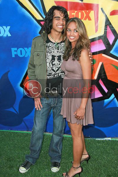 Sanjaya Malakar and friend<br />at the 2007 Teen Choice Awards. Gibson Amphitheater, Universal City, CA. 08-26-07<br />Dave Edwards/DailyCeleb.com 818-249-4998