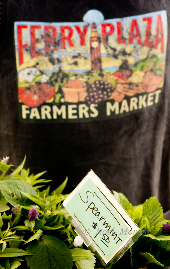 San Francisco farmers market at the ferry plaza. The best place to find artisinal foods and fresh quality produce.