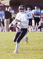 Tony Adams Toronto Argonauts quarterback. Photo Scott Grant.