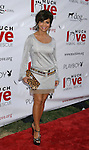 "TV Personality Paula Abdul arrives at the Much Love Animal Rescue Presents The Second Annual ""Bow Wow WOW!"" at The Playboy Mansion on July 19, 2008 in Beverly Hills, California."