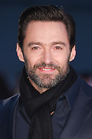 "Hugh Jackman<br /> at the ""Eddie the Eagle"" European premiere, Odeon Leicester Square London<br /> <br /> <br /> ©Ash Knotek  D3099 17/03/2016"