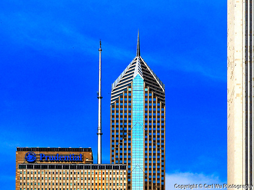 Prudential One and Two and the Anon Building