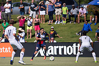 Carson, California - Thursday, July 17, 2014: The LA Galaxy U-15/16 defeated Chicago Magic PSG to advance to the 2013-14 Development Academy U-15/16 Championship at StubHub Center.