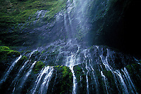 Waialeale waterfall, wettest spot on earth, Kauai