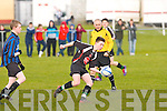 Kingdom boys vs Willow park, Athlone at Mounthawk, Tralee last Saturday afternoon.