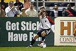 20 March 2004: Bobby Convey during the first half. DC United of Major League Soccer defeated the Charleston Battery of the A-League 2-1 at Blackbaud Stadium in Charleston, SC in a Carolina Challenge Cup match..