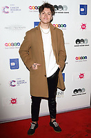 Jimmy Balito attends James Ingham's 'Jog-On to Cancer' 7th annual party raising funds for Cancer Research UK, at Proud Embankment, London on April 10th 2019<br /> CAP/ROS<br /> ©ROS/Capital Pictures