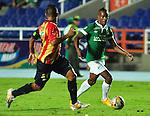 Deportivo Cali se enfrentó a las Águilas Doradas  en el Pascual Guerrero, en donde empataron 2-2 en duelo de la 2ª jornada de los cuadrangulares semifinales en Colombia.