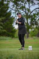 Brittany Lang (USA) watches her tee shot on 12 during round 1 of  the Volunteers of America LPGA Texas Classic, at the Old American Golf Club in The Colony, Texas, USA. 5/4/2018.<br /> Picture: Golffile | Ken Murray<br /> <br /> <br /> All photo usage must carry mandatory copyright credit (&copy; Golffile | Ken Murray)