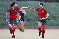 Redbridge & Ilford HC Ladies vs Romford HC Ladies 26-10-13