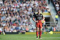 Chris Ashton of Saracens looks on during the Aviva Premiership Rugby Final between Saracens and Exeter Chiefs at Twickenham Stadium on Saturday 28th May 2016 (Photo: Rob Munro/Stewart Communications)