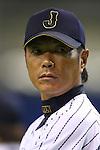 Hiroki Kokubo (JPN),<br /> NOVEMBER 15, 2014 - Baseball : <br /> 2014 All Star Series Game 3 between Japan 4-0 MLB All Stars <br /> at Tokyo Dome in Tokyo, Japan. <br /> (Photo by Shingo Ito/AFLO SPORT)[1195]