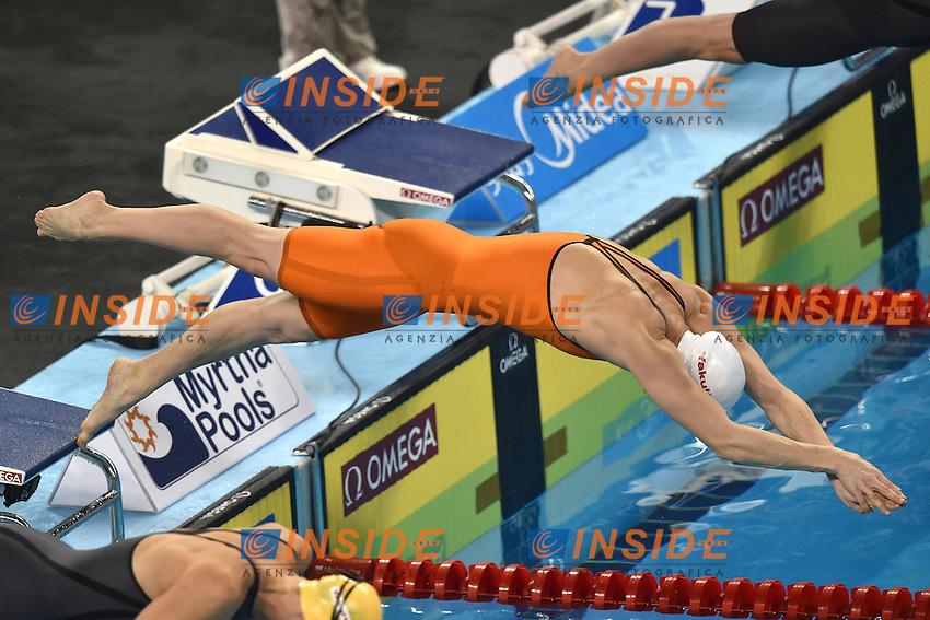 Dorothea Brandt GER Women's 50 Freestyle <br /> Doha Qatar 06-12-2014 Hamad Aquatic Centre, 12th FINA World Swimming Championships (25m). Nuoto Campionati mondiali di nuoto in vasca corta.<br /> Photo Andrea Staccioli/Deepbluemedia/Insidefoto