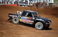 Apr 15, 2011; Surprise, AZ USA; LOORRS driver Richard Cassey (29) during round 3 and 4 at Speedworld Off Road Park. Mandatory Credit: Mark J. Rebilas-.