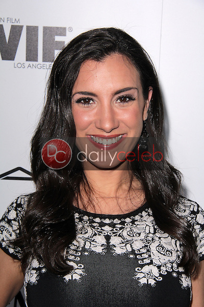 Annika Marks<br /> at the Sixth Annual Women In Film Pre-Oscar Coctail Party, Fig &amp; Olive, Los Angeles, CA 02-22-12<br /> David Edwards/DailyCeleb.com 818-249-4998