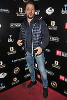 Dapper Laughs (Daniel O'Reilly) at the Ultimate Boxxer III professional boxing tournament, indigO2 at The O2, Millennium Way, Greenwich, London, England, UK, on Friday 10th May 2019.<br /> CAP/CAN<br /> &copy;CAN/Capital Pictures