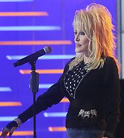 NEW YORK, NY - November 30: Dolly Parton on NBC'S Today Show promoting her new album Dumplin on November 30, 2018 in New York City. Credit: RW/MediaPunch