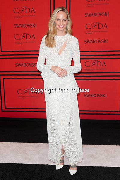 NEW YORK, NY - JUNE 3: Lauren Santo Domingo at the 2013 CFDA Fashion Awards at Lincoln Center's Alice Tully Hall in New York City. June 3, 2013. <br />