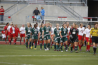 Ohio University @ Ohio State University Women's Soccer, August 28th, 2009
