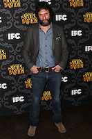 "LOS ANGELES, CA - JANUARY 07: Matt Piedmont arriving at the Los Angeles Screening Of IFC's ""The Spoils Of Babylon"" held at the Directors Guild Of America on January 7, 2014 in Los Angeles, California. (Photo by Xavier Collin/Celebrity Monitor)"