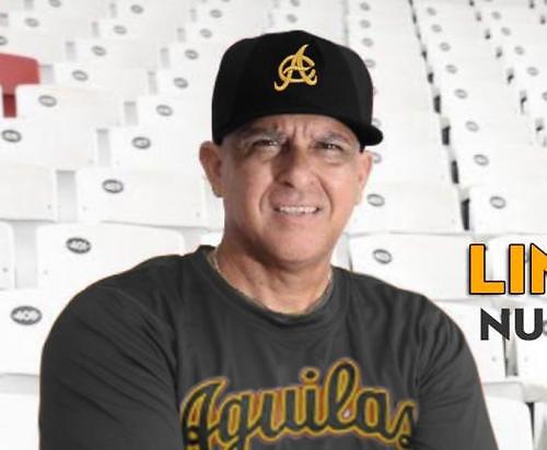 Lino Rivera nuevo dirigente de Águilas Cibaeñas