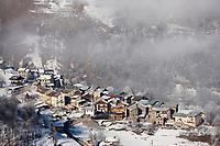 Europe/France/Rhone-Alpes/73/Savoie/Saint-Martin-de-Belleville: le hameau du Chatelard