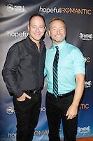 LOS ANGELES - NOV 9: Michael Caprio, Randy Slovacek at the special screening of Matt Zarley's 'hopefulROMANTIC' at the American Film Institute on November 9, 2014 in Los Angeles, California
