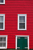 Building detail, Lunenburg; Canada