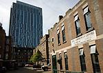 BBC Community Centre, Bourne Estate, Toynbee Street, London