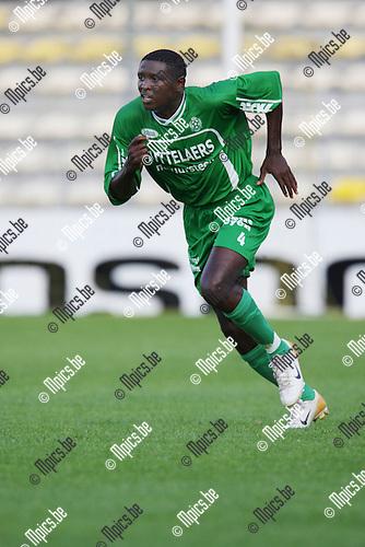 2007-08-11 / Voetbal / Dessel Sport / Rashid Salumu