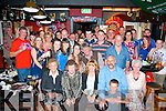 Finiola Quirke,Hawley Pk,Tralee(seated centre)had a fab time in Turner's bar,Tralee celebrating her 40th birthday last Saturday night along with many friends&family