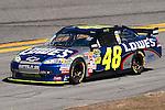 Feb 08, 2009; 1:39:54 PM; Daytona Beach, FL, USA; NASCAR Sprint Cup Series qualifying for the Daytona 500 at Daytona International Speedway.  Mandatory Credit: (thesportswire.net)