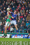 Gavin Duffy Kerins O'Rahillys v  Sean NagleClonakilty in the Munster club football championship at Austin Stacks park on Sunday