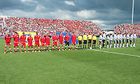 USWNT vs Canada, June 2, 2013