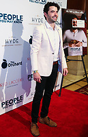 LOS ANGELES, CA - NOVEMBER 13: Nick Rutherford at People You May Know at The Pacific Theatre at The Grove in Los Angeles, California on November 13, 2017. Credit: Robin Lori/MediaPunch