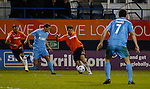 Picture by David Horn/eXtreme Aperture Photography +44 7545 970036<br /> 26/11/2013<br /> Alex Lawless of Luton Town (3rd left) during the Skrill Premier match at Kenilworth Road, Luton.