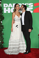 WESTWOOD, CA - NOVEMBER 5: Alessandra Ambrosio and Jamie Mazur at the premiere of Daddy's Home 2 at the Regency Village Theater in Westwood, California on November 5, 2017. <br /> CAP/MPI/FS<br /> &copy;FS/MPI/Capital Pictures
