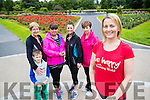 Launching the Steps for Smiles in Aid of the Marie Keating Foundation which takes place in Tralee Town Park on Sunday 17th July at 11am, from left: Ryan Molloy, Rosie Carey, Donna Heaslip, Mandy Hudson Susan Keating and Claire Molloy