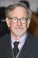"director, Steven Spielberg<br /> arriving for the European premiere of ""The Post"" at the Odeon Leicester Square, London<br /> <br /> <br /> ©Ash Knotek  D3368  10/01/2018"