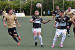 Àguilas volvió al triunfo y derrotó 2-0 a Once Caldas en el estadio Alberto Grisales de Rionegro