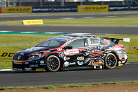 Round 9 of the 2018 British Touring Car Championship.  #19 Bobby Thompson. Trade Price Cars with Team HARD Racing. Volkswagen CC.