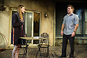 PROOF, by David Auburn and directed by Polly Findlay, opens at the Menier Chocolate Factory. Picture shows: Mariah Gale (Catherine) and Jamie Parker (Hal).
