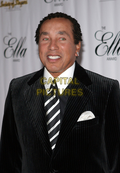 SMOKEY ROBINSON.Society of Singers 14th Annual Ella Awards Honoring Sir Elton John held at the Beverly Hilton Hotel, Beverly Hills, California.  .October 10th, 2005.Photo Credit: Zach Lipp/AdMedia/Capital Pictures.Ref: ZL/ADM/CAP.headshot portrait .www.capitalpictures.com.sales@capitalpictures.com.© Capital Pictures.