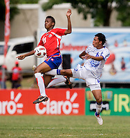Costa Rica U-17 Men vs El Salvador Men February 18 2011