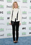 Maria Bello<br /> <br /> <br />  attends The 2014 Film Independent Spirit Awards held at Santa Monica Beach in Santa Monica, California on March 01,2014                                                                               &copy; 2014 Hollywood Press Agency
