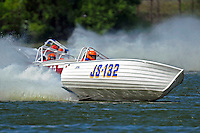 James Wardell, JS-132   (Jersey Speed Skiff(s)