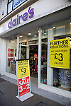 Claire's January sale, Ipswich